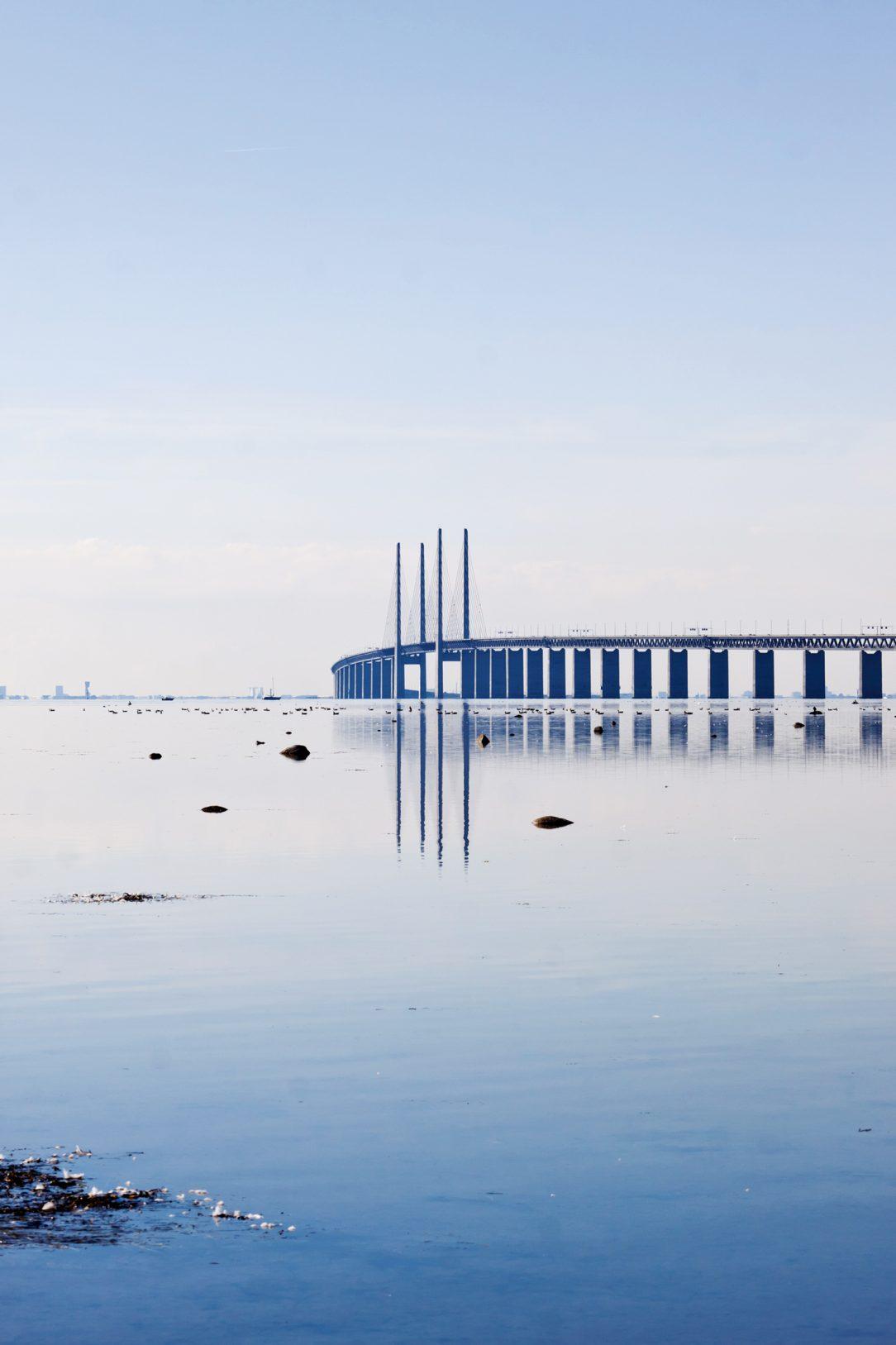 resundský most spojuje Dánsko a Švédsko