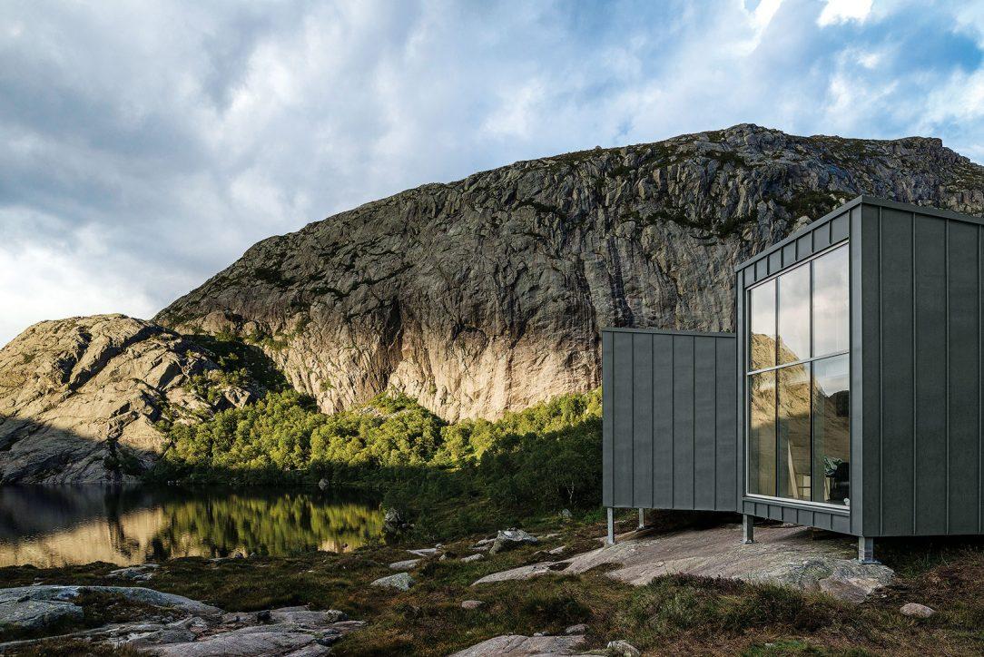 01 Turistické kabiny Skapet