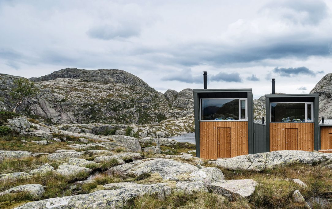 02 Turistické kabiny Skapet