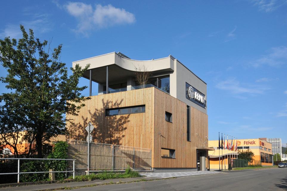 Administrativní budova Fenix Trading