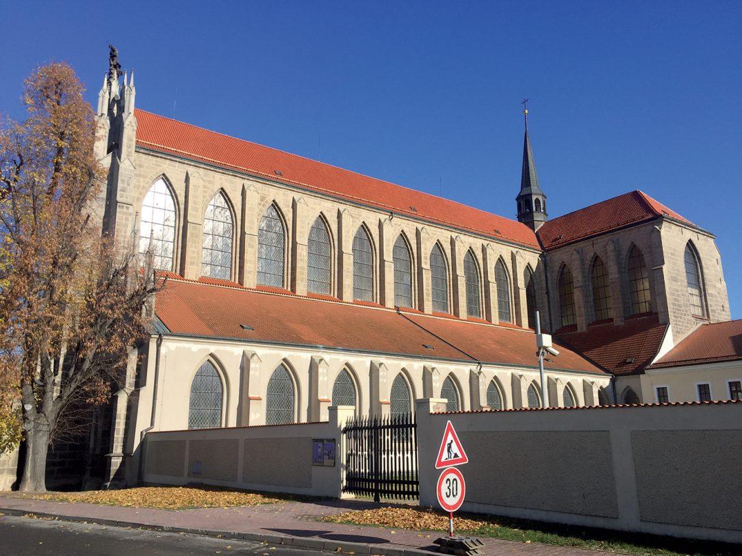Katedrála Nanebevzetí Panny Marie v Sedlci