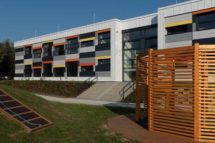Novostavba Mateřské školy Úsměv v Benešově 2