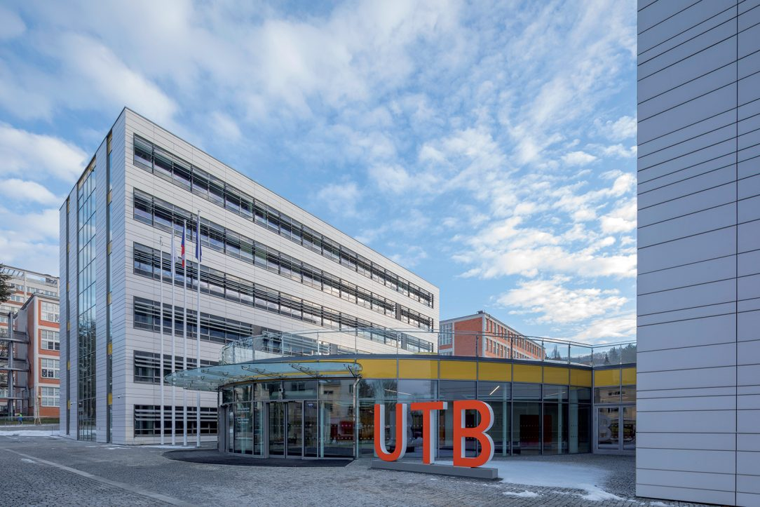 Nova Budova Univerzity Tomase Bati Ve Zline Asb Portal