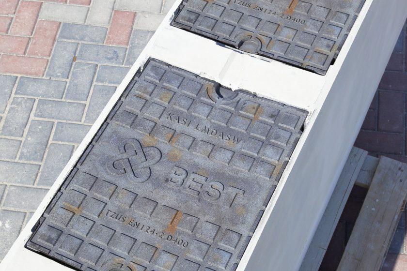 BEST betonové trouby se štěrbinovým žlabem