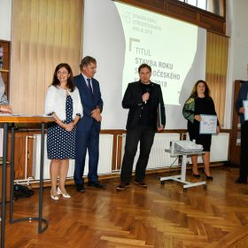SRSK 2018 předání titulu hejtmankou