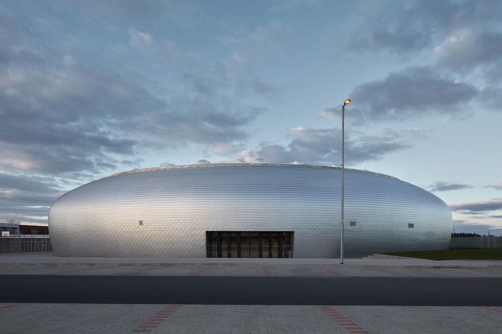 Sportovní hala Dolní Břežany