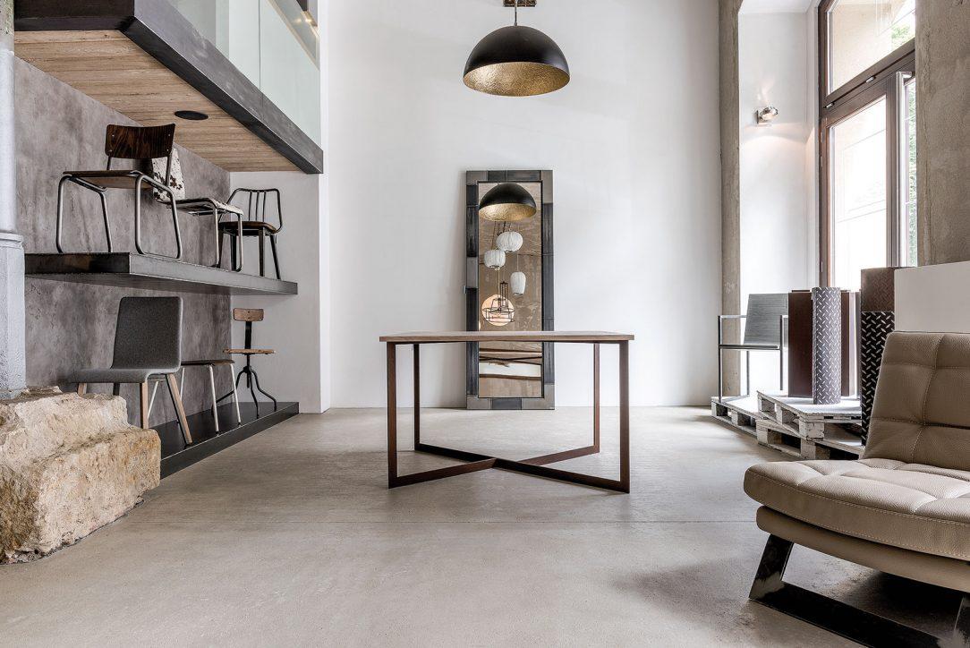 V showroomu je prezentována práce Vladana Běhala i řady zahraničních designérů