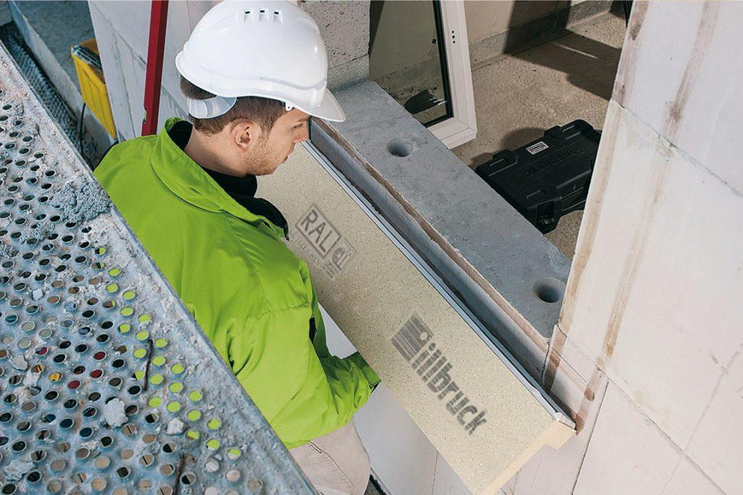 Velmi jednoduchá instalace nosných rámů na zdivo jen pomocí lepení a pojistného kotvení