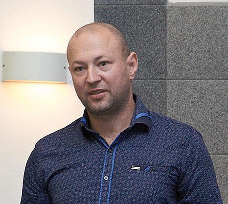 Ing. Radek Stavarčík marketingový specialista ZAPA beton a.s.