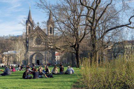 Karlínské náměstí