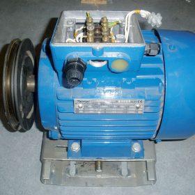 Obr. 2 Standartní AC ventilátor