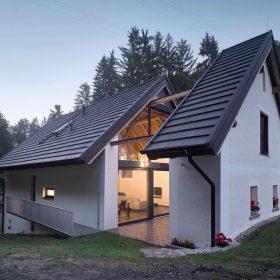 Rekonstrukce a přestavba mlýna na bydlení