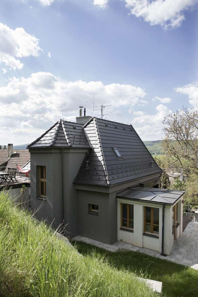 Rekonstrukce domu 5