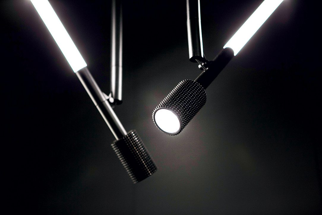 Svítidla ze série XY180 2