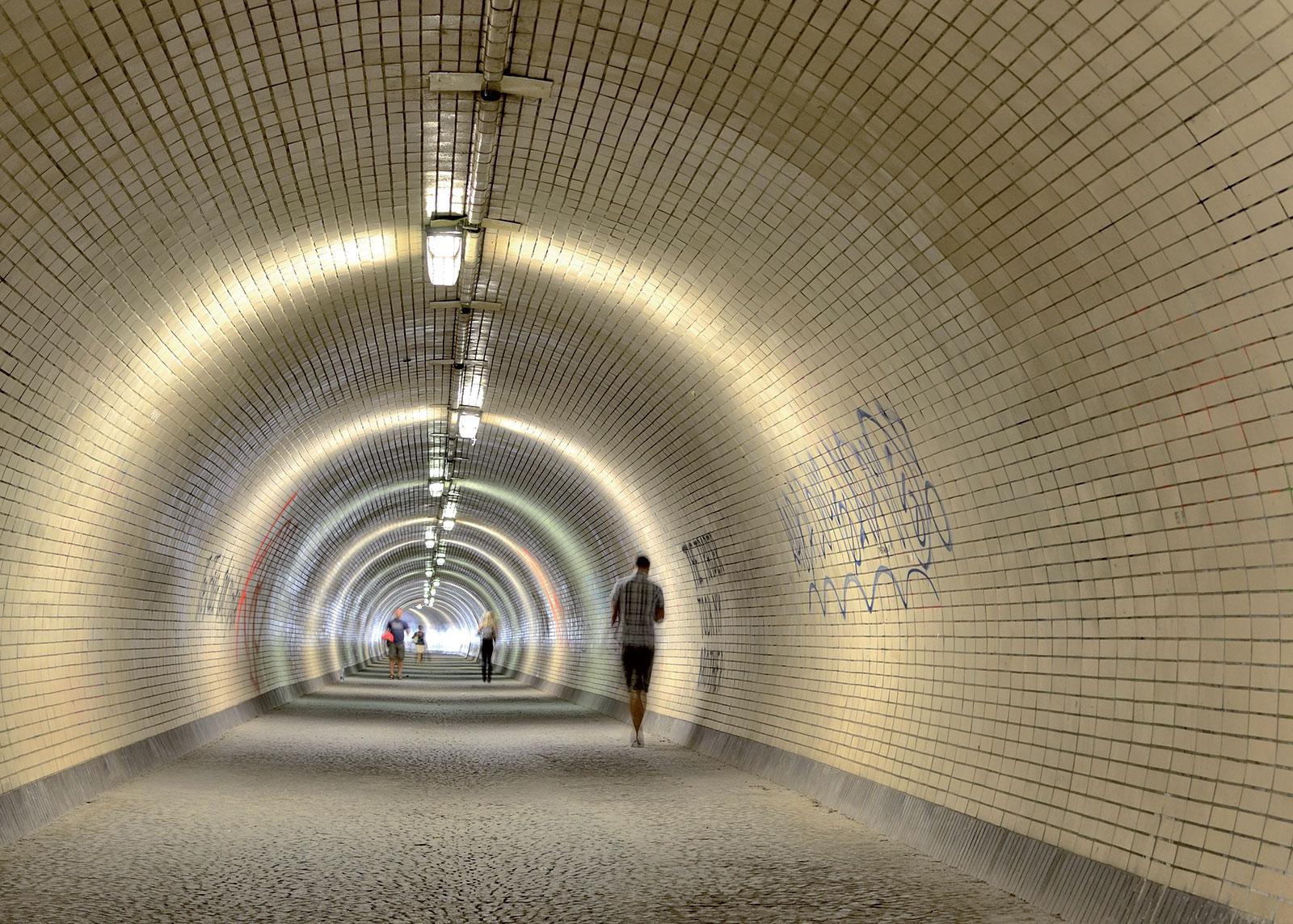 Tunel Karlín