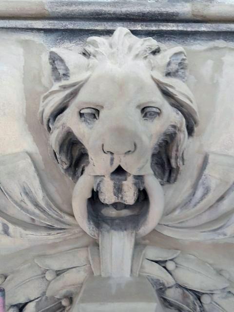 omítkovina fasád Národního muzea