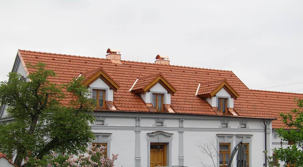 1. místo Kategorie Rodinné domy – RD Lhotka