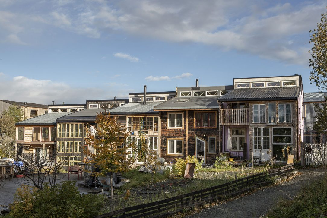 Experimental houses at Svartlamon