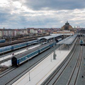 V současnosti je těžiště činnosti zaměřeno na dokončení III. a IV. koridoru, konkrétně i na stavbě Uzel Plzeň – 2.a3. stavba.
