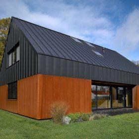 Rezavý dům 1