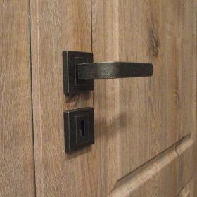 Dveře řady Rustik jsou stylové, ale zároveň moderní a praktické – vyrobené z novodobých materiálů s dlouhou životností.