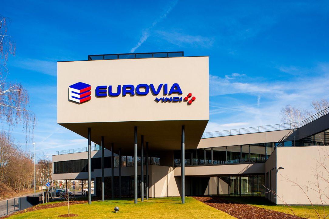 Administrativní budova EUROVIA CS a.s.