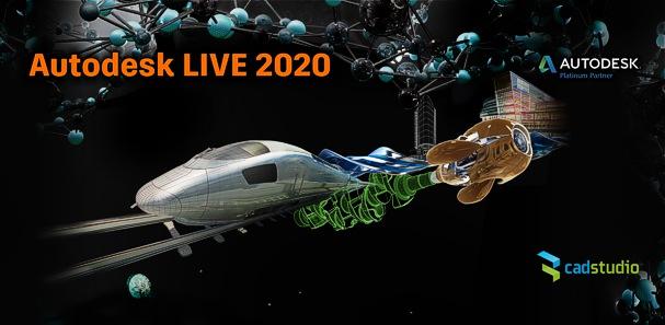 Autodesk Live 2020