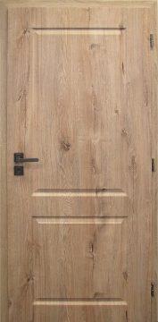 Dveře řady Rustik, model DIONA, obložková zárubeň
