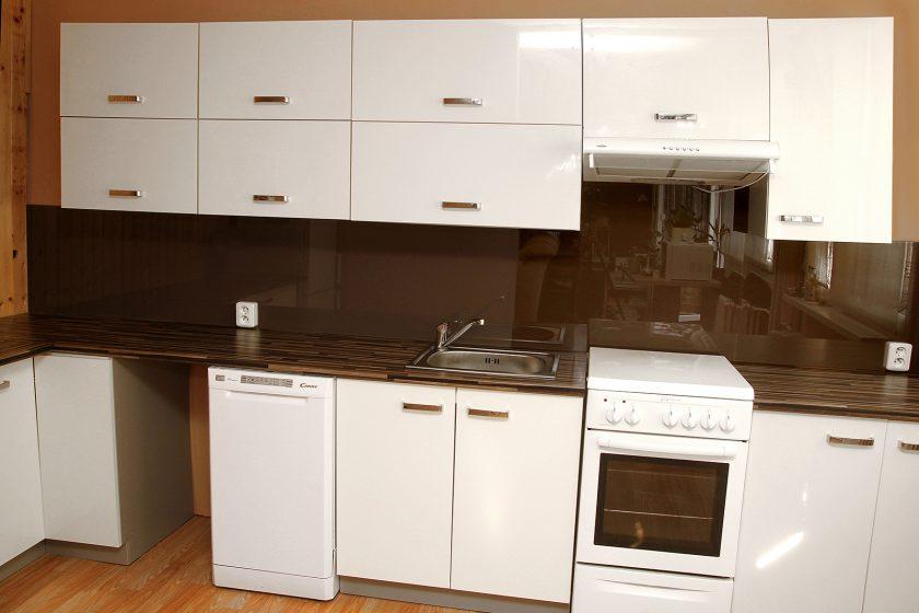 Foto po realizaci kuchyně