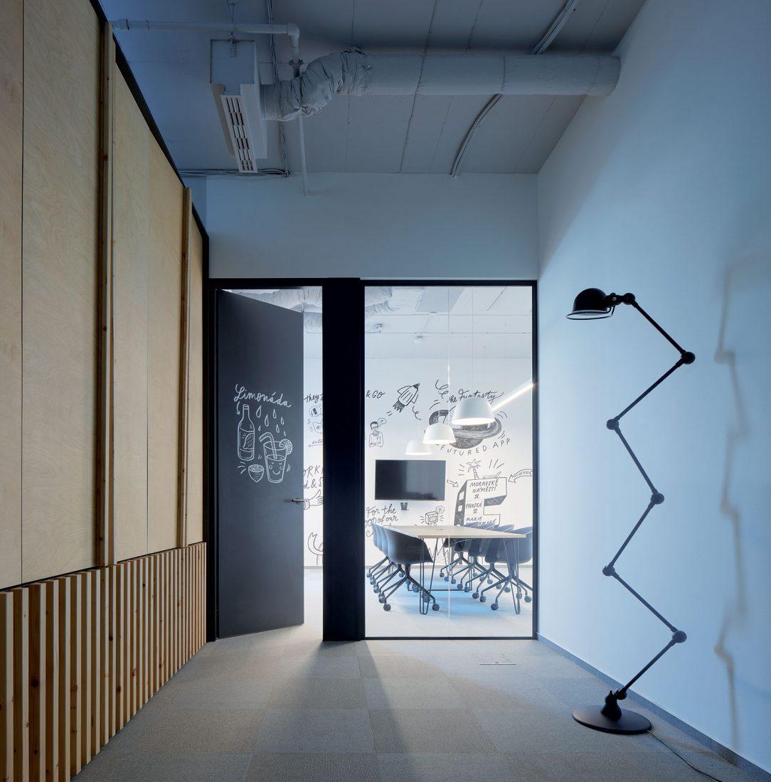 Hravé prvky interiéru