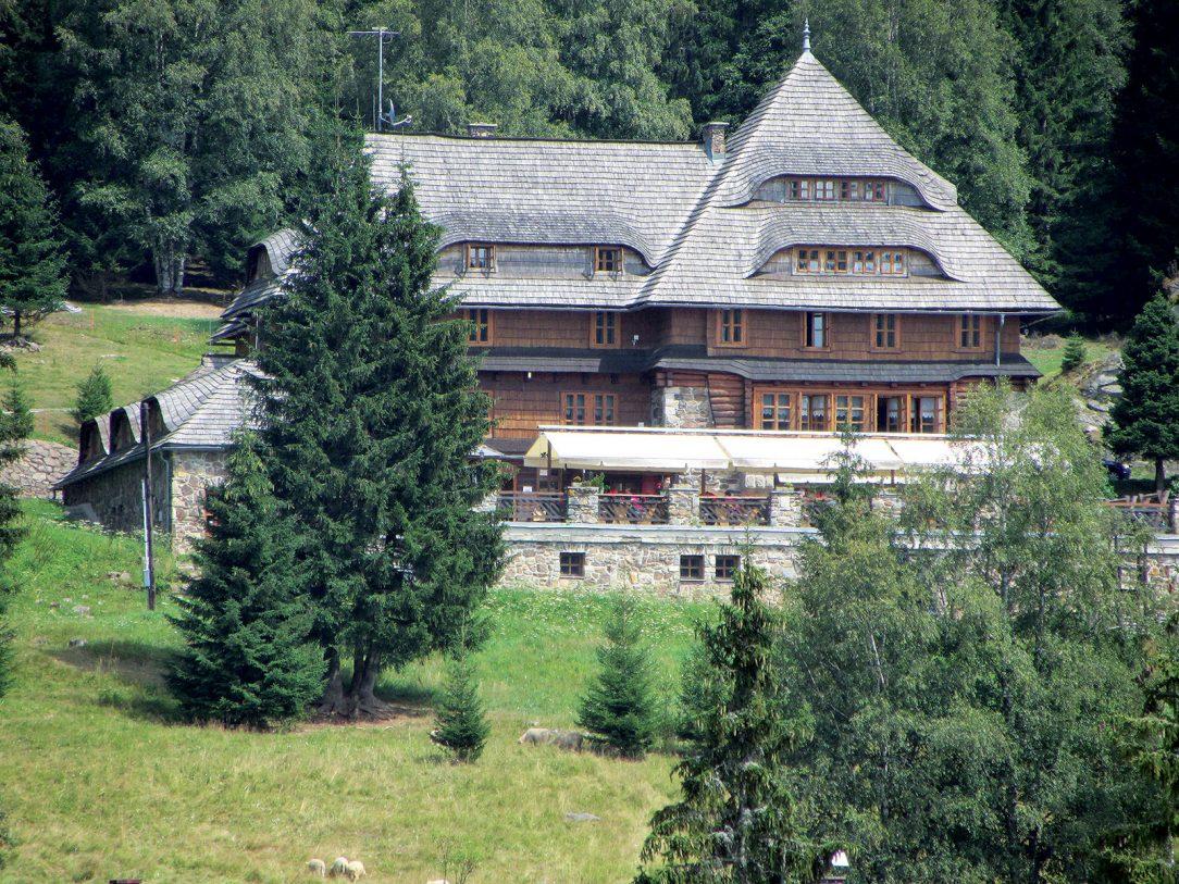 Klostermannova chata