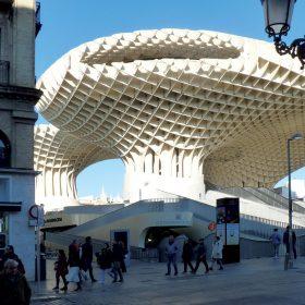 Metropol Parasol v Seville