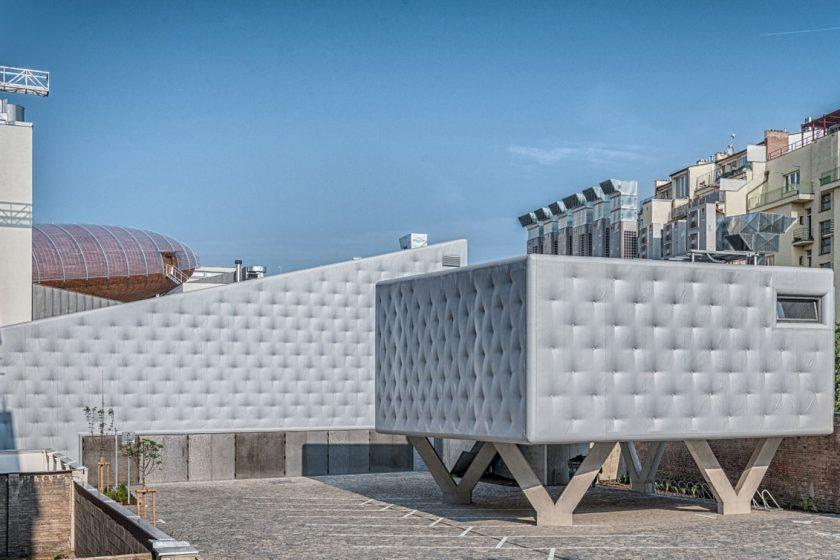 Pražské Centrum současné architektury Dox