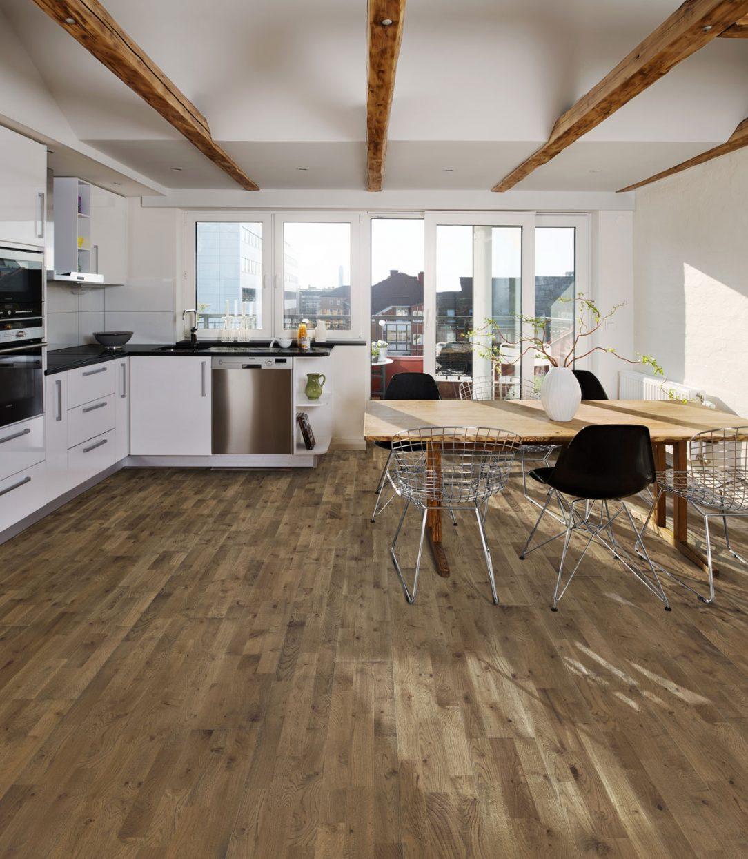 Dřevěná podlaha Kährs dekor Dub Backa