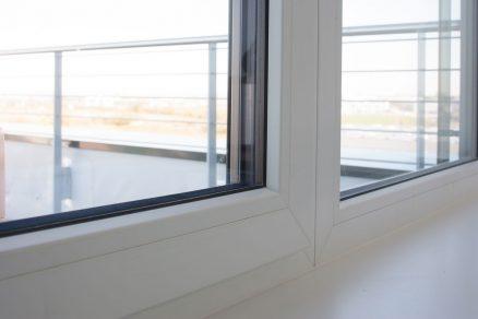 Plastové okno s profilom VEKA