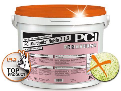 Prémiová tenkovrstvá omítka PCI Multiputz® NoBio Z