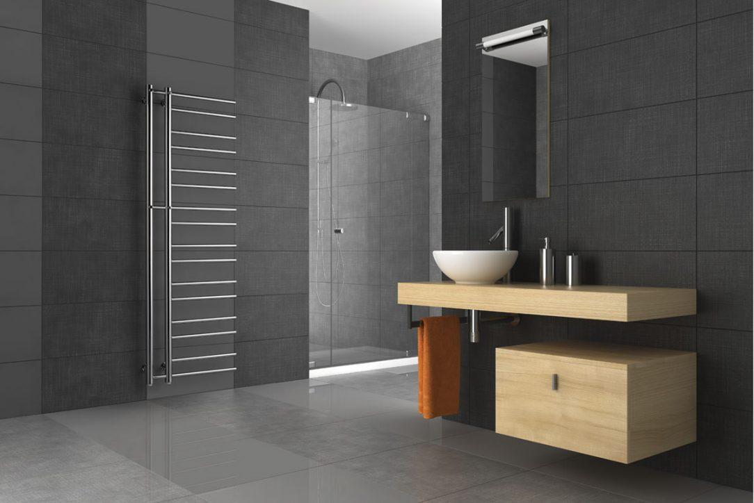 Radiátor Theia je velmi oblíbený pro svůj vzhled který vnese dotek elegance a luxusu do každé koupelny