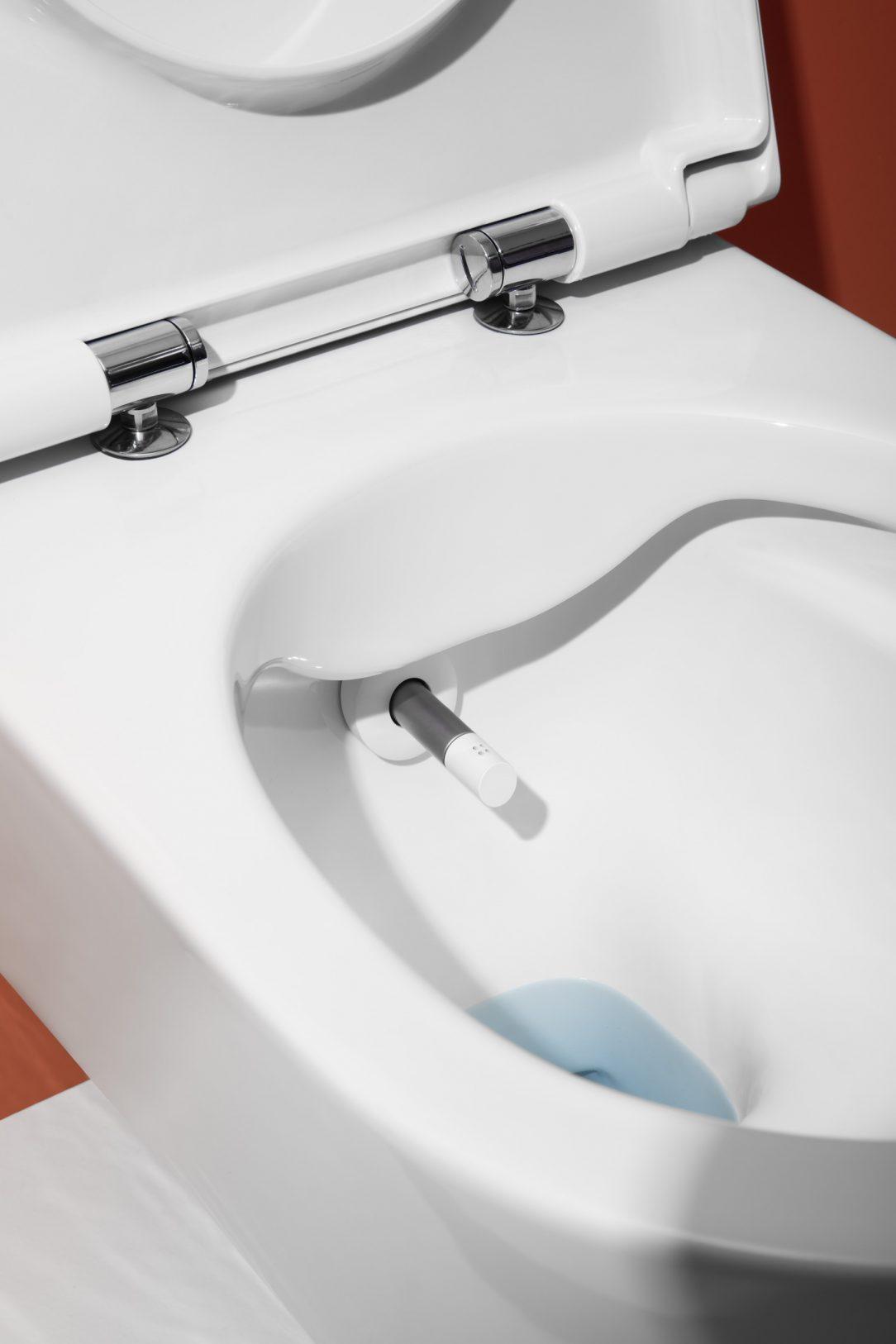 WC Cleanet Navia Mimorádně účinná a zároveň jemná trysková srpcha