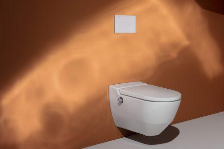 WC Cleanet Navia Novinka ve světě sprchových toalet