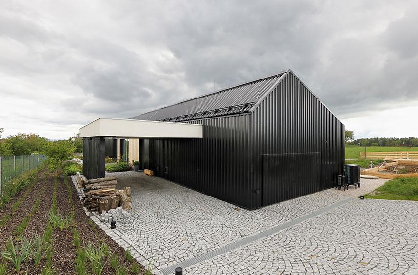 stylový rodinný dům