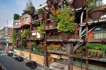 Pětipatrový dům nabízí bydlení v 63 bytových jednotkách