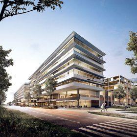 Rohanské nábřeží se má stát městským bulvárem.