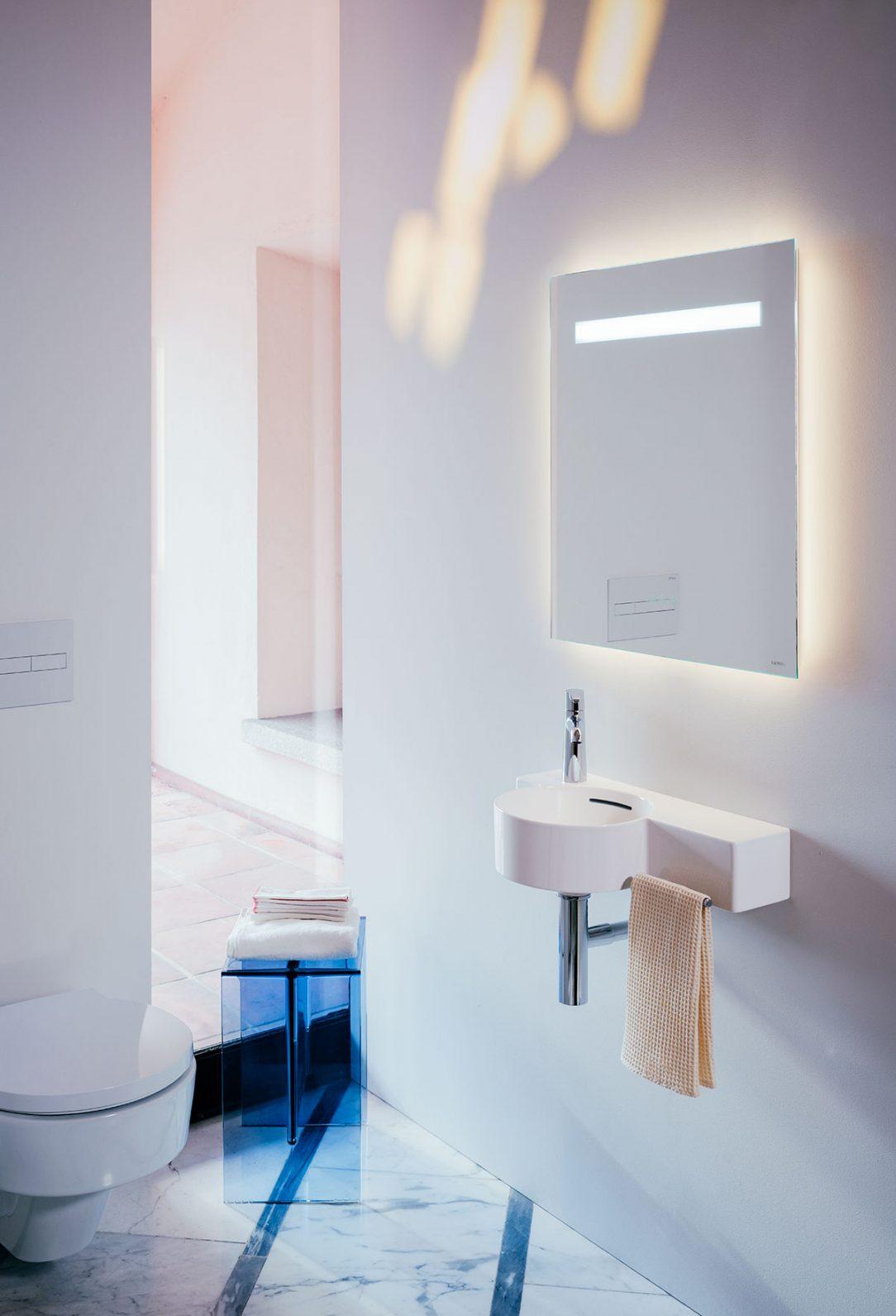 Série Val pro kompaktní a náročné koupelny 2