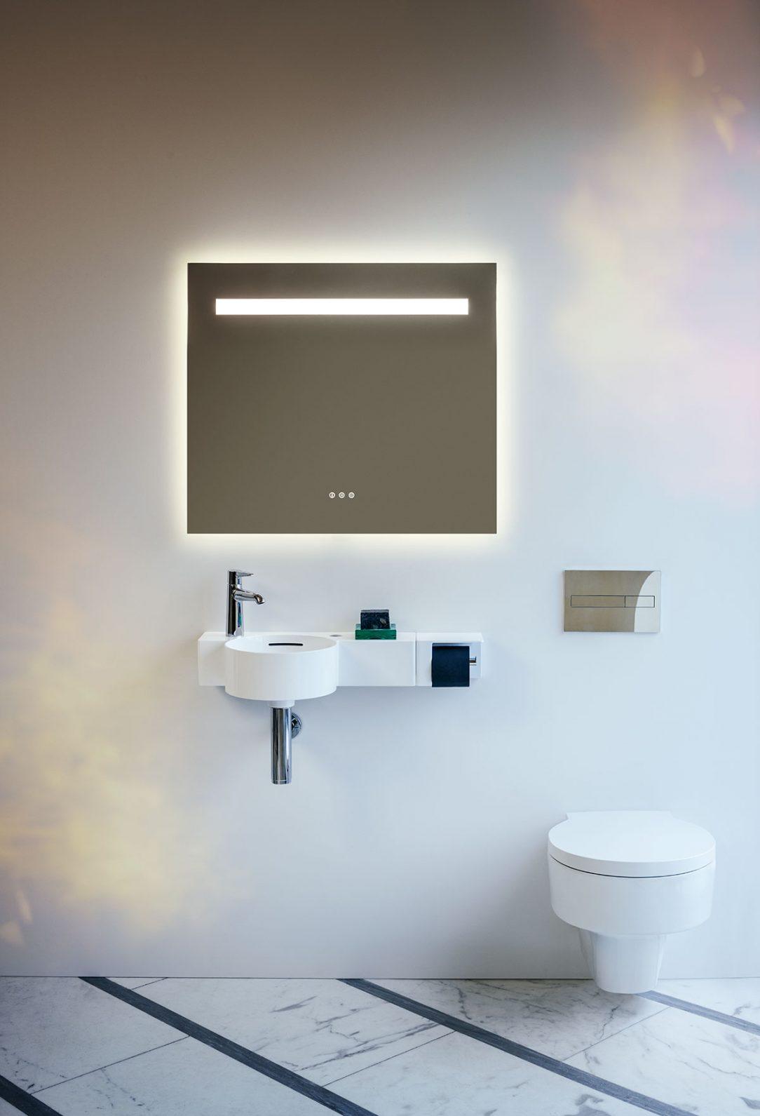 Série Val pro kompaktní a náročné koupelny 3