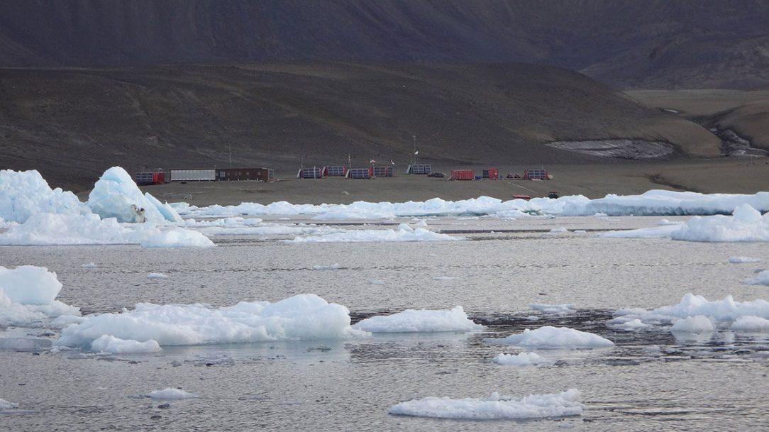 Testováno v Antarktidě 2