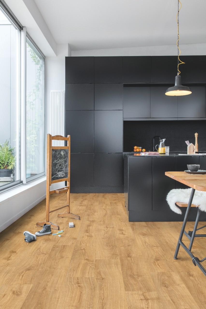 Vinylová podlaha Quick Step v kuchyni 2