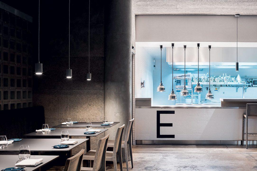 Za návrh holešovického bistra The Eatery obdrželi ocenění Interiér roku 2018 v kategorii Veřejný interiér I.