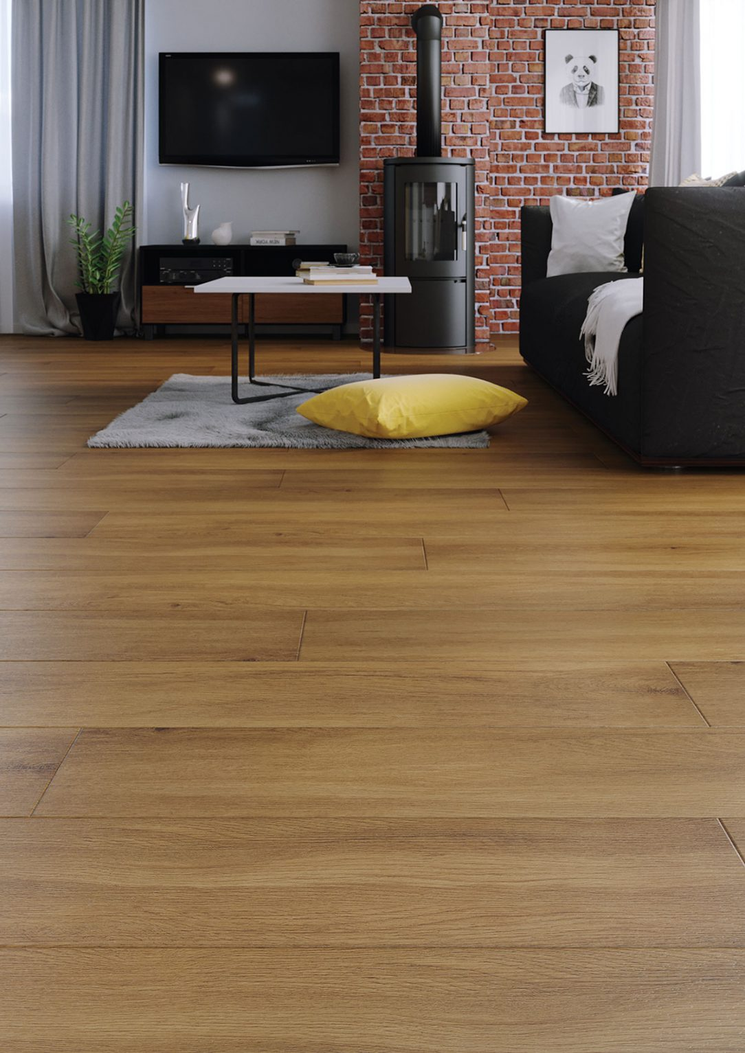 ekologické podlahy SPC Arbiton 4