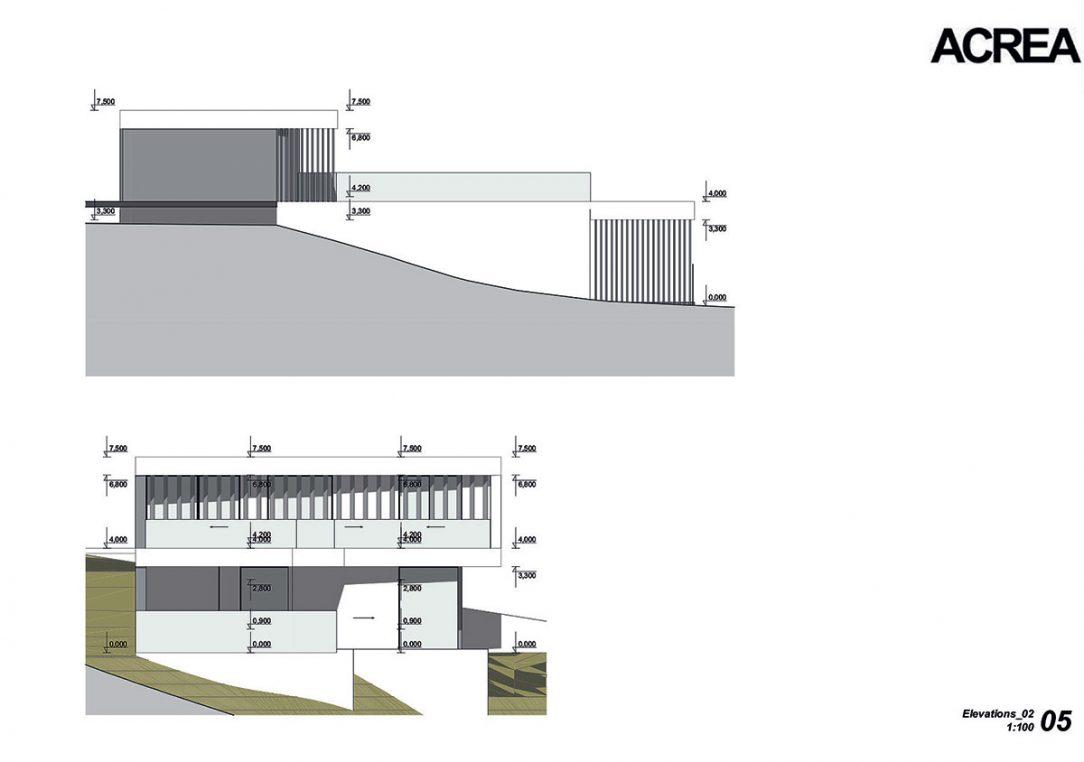 ez a pohled na další modelovou vilu