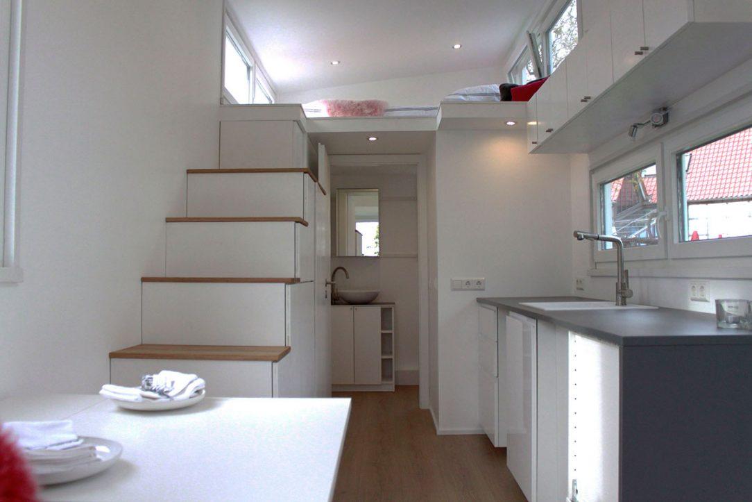 Bydlení v minidomku